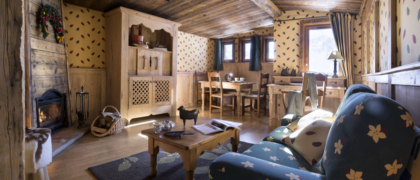 Village montana suites interior